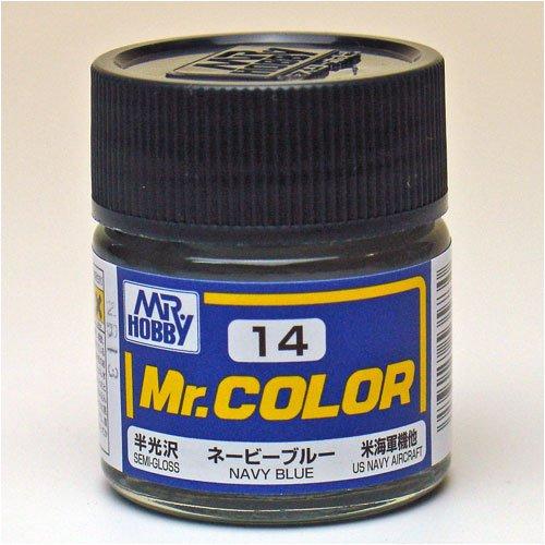 Mr.カラー C14 ネービーブルー