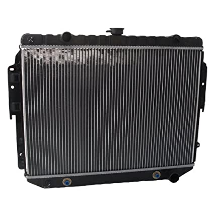 CarPartsDepot, 3Row Cooling Radiator Replacement Assembly Auto A/T Cargo Passenger 3-Dr, 409-1707 CH3010177 1707