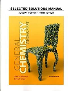 General chemistry atoms first 2nd edition john e mcmurry student solutions manual for general chemistry atoms first fandeluxe Images