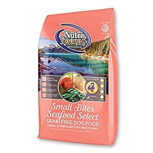 Nutri Source Grain Free Small Breed Seafood Select For Dogs, 5-Pounds 116