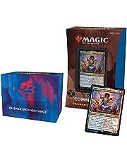 Magic The Gathering Strixhaven Commander Deck – Prismari Performance (Blauw-Rood)