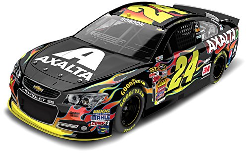 Lionel Racing C245821ALJG Jeff Gordon #24 Axalta Coating Systems 2015 Chevy SS 1:24 Scale ARC HOTO Official NASCAR Diecast Car by Lionel Racing