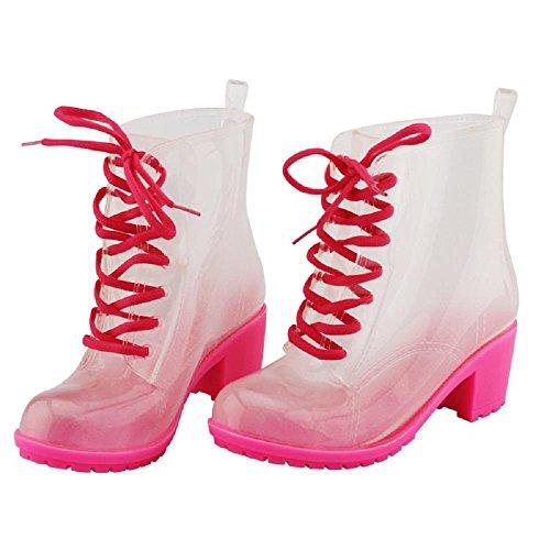 deslizante lluvia Martin botas de anti Moda red xSqafnEgZw