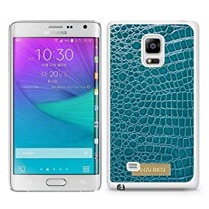 Unique Samsung Galaxy Note Edge Skin Case ,Fashionable And Durable Designed Phone Case With Brahmin 10 White Samsung Galaxy Note Edge Screen Cover Case