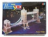 Puzz 3D London Tower Bridge (819 pieces)