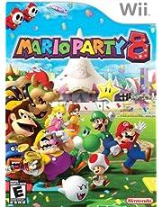 Nintendo 45496900045 Mario Party 8, Wii