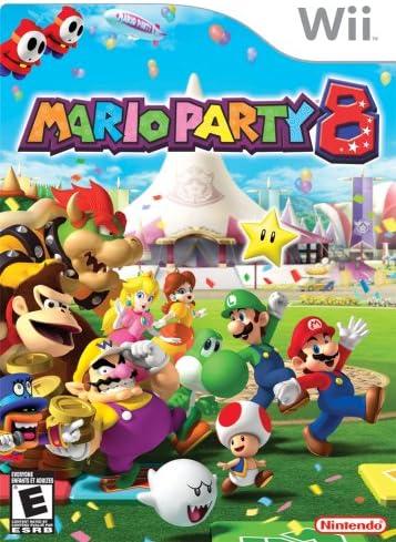 Nintendo Mario Party 8 - Juego [Importación Inglesa]: Amazon.es: Videojuegos