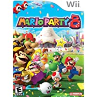 Mario Party 8 / Game - Wii