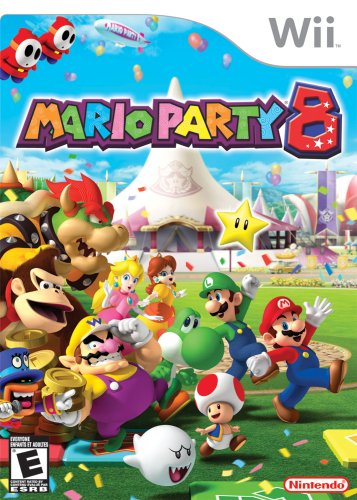 Mario Party 8 (Large Image)