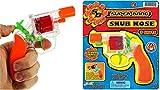 JA-RU Ring Cap Gun Super Bang See-Thru Hot Shots (1 Unit) Quality Plastic Great Bang Party Favors Supplies for Kids. 900-1A