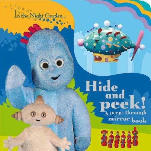 in the night garden: hide and peek!