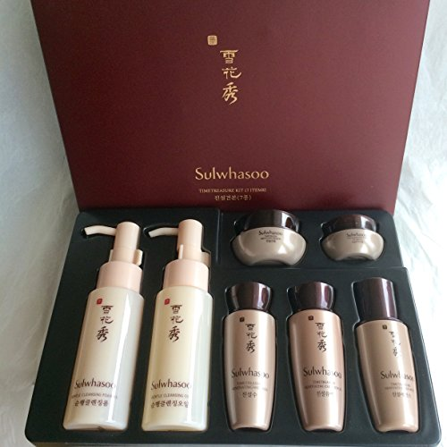 2015-New-Version-Sulwhasoo-Timetreasure-EX-Kit-7-Items