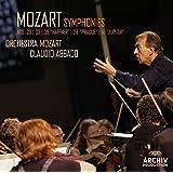 "Mozart: Symphonies Nos. 29, 33, 35 ""Haffner"", 38 ""Prague"", 41 ""Jupiter"""