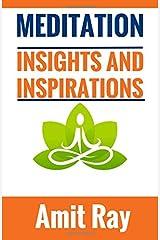 Meditation : Insights and Inspirations