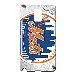 samsung note 4 Slim Snap trendy mobile phone carrying skins new york mets mlb baseball