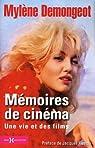 Mémoires de cinéma par Demongeot