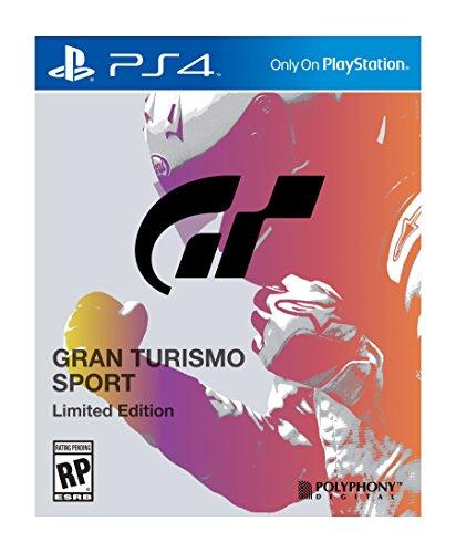 gt sport limited edition playstation 4 instastore. Black Bedroom Furniture Sets. Home Design Ideas