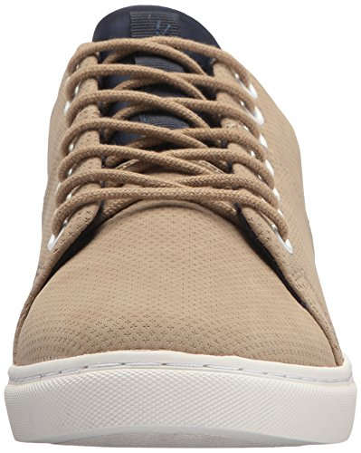 Tommy Hilfiger Mens Springer Sneakers Basse Lace Up Moda Marrone