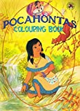 Pocahontas Colouring Book
