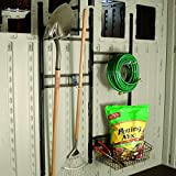 Suncast BMSA3B Bracket/Hooks/Basket Kit