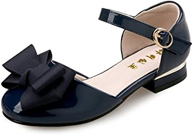 Flyrioc Little Girl's Heel Sandals