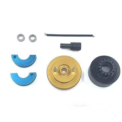 VIDOO 1 Sistema De Embrague Campana 14T Engranaje Volante para Hsp 1/10 94122 02023