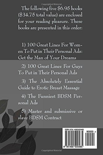 Submissive contracts in bdsm