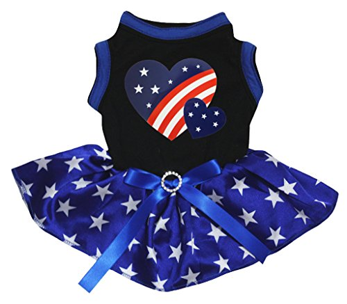 4th of july dog dress - 5