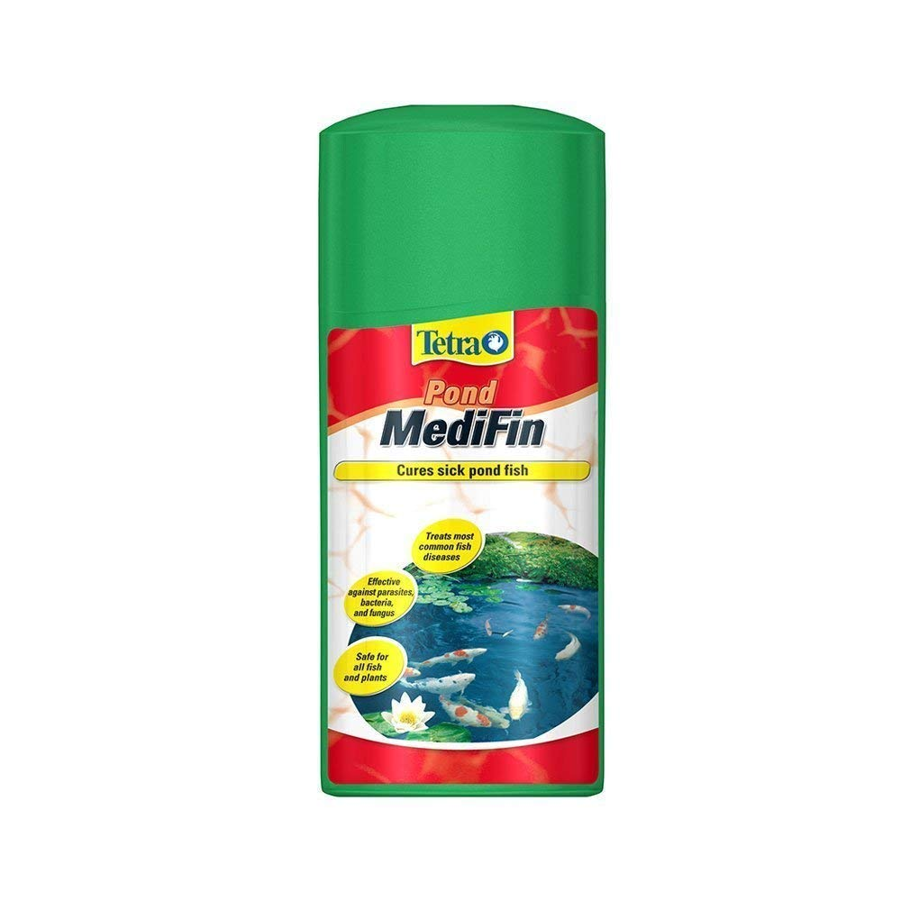 (2 Pack) Tetra - TetraPond Medifin 500ml