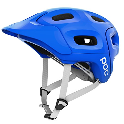 POC Trabec Bike Helmet, Krypton Blue, X-Large by POC