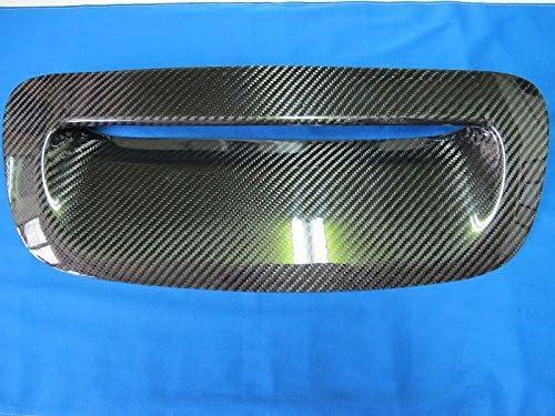 1 Carbon Fiber Hood Grill Vent Cover for 2007-2013 Mini Cooper R55 R56 R57 R58 R59