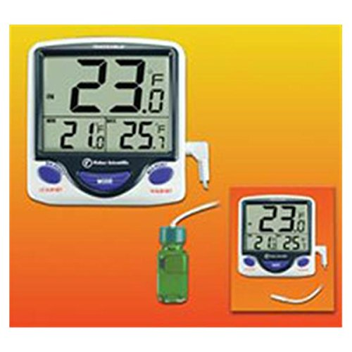 WP000-14-648-233 14-648-233 14-648-233 Thermometer Lab Traceable Fridge/Frzr Dgt LCD Dual Wlmnt Jmb Ea From Fisher Scientific Co.