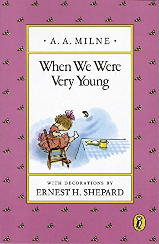 When We Were Very Young [A. A. Milne] (Tapa Blanda)
