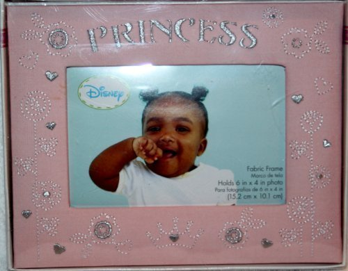 Disney Princess Fabric Frame