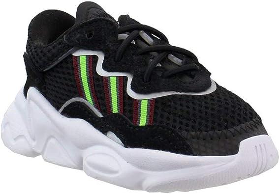 biys adidas trainers size 5
