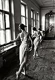 Ballet Poster, Dancers, Dance Class, Dancing School, Moscow