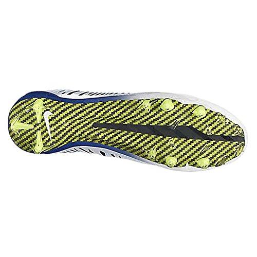 Nike Vapor Carbon Elite Td Voetbalschoenen Schoenen Blauw Wit Herenmaat 14