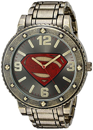 mens superman watch