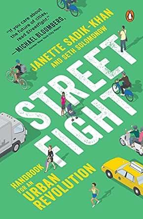 Amazon.com: Streetfight: Handbook for an Urban Revolution ...