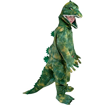 Child's Godzilla Costume, Size Youth Small 4-6: Toys & Games