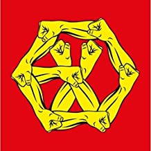EXO - THE WAR: The Power of Music [Chinese ver.] (Vol.4 Repackage) CD+Folded Poster+Free Gift