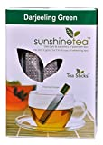 Sunshine Darjeeling Green Tea - 10 Tea Sticks - Promotional Offer @ $ 9.99 only