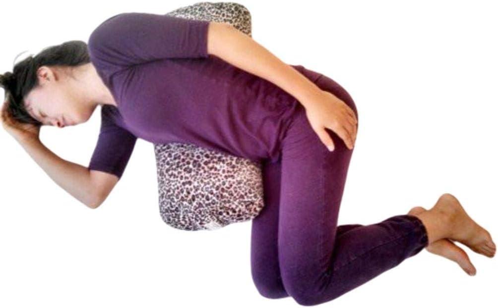 Minga Lily Handcrafted Yoga Bolsters