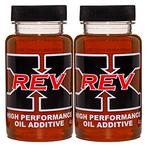 REV-X Stiction Fix Oil Treatment - Two 4 fl. oz. Bottles