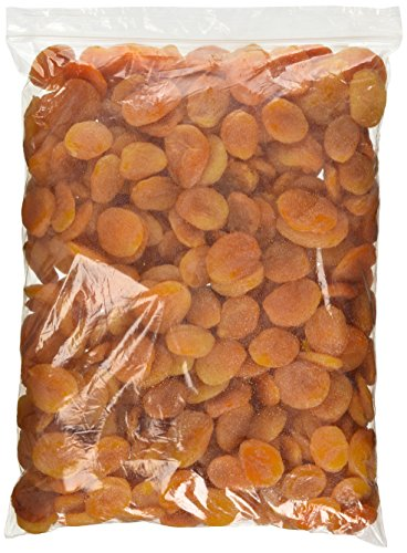 Dried Turkish Apricots from Green Bulk