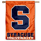 College Flags and Banners Co. Syracuse University Orange House Flag