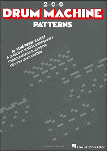 200 drum machine patterns rene pierre bardet 9780881886320 amazon 200 drum machine patterns rene pierre bardet 9780881886320 amazon books fandeluxe Images