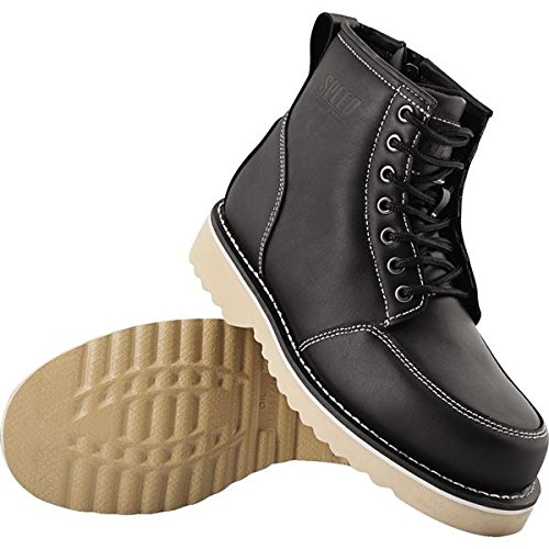 Speed and Strength OVER-HAUL BOOT BLK 12 by Speed and Strength