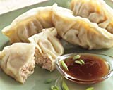 Pan-Seared Pork Potstickers with Sweet Soy Sauce