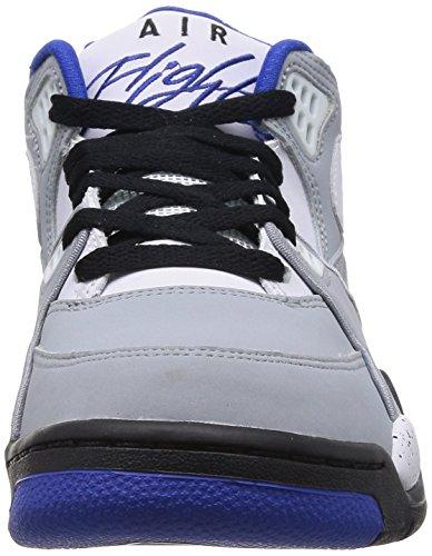 Nike Air Flight 89 Mens Skor Ljus Magnet Grå / Mörk Magnet Grå / Spel Royal / Vit Från 306.252 Till 020 Lt Mgnt Gry / Vit / Dk Mgnt Gry